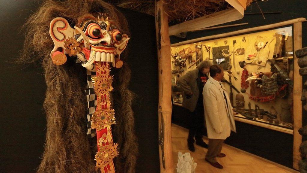 Tajemna Indonesie Jihoceske Muzeum Ceske Budejovice - vernisaz