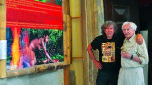 Miroslav Zikmund ve výstavě Tajemná Indonésie, Valtice