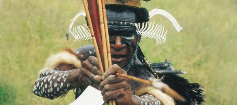 NOVÁ GUINEA – BIAK – PADAIDO S třídenním trekem